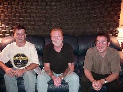 Jason Anderson, Gregg Allman, Kevin F. Rose