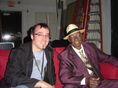 Kevin F. Rose & Pinetop Perkins